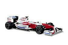 Formel 1 - Bilderserie: Alle Formel-1-Autos von Toyota