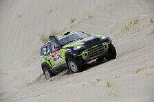 Dakar - Immerhin zwei Wagen unter den besten Zehn: BMW verpasst Etappenerfolg nur knapp