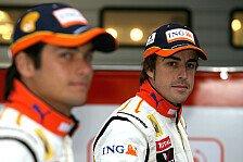 Formel 1 - Keine hohe Meinung von Ferrari: Piquet: Alonso w�re mit Sauber Weltmeister