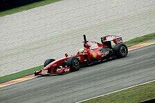 Formel 1 - Mugello, 19.-22. Januar