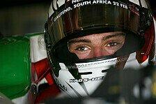 GP2 - Piscopo gibt Deb�t beim Heimspiel: Johnny Cecotto startet nicht in Monza