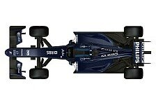 Formel 1 - Rollout Williams FW31