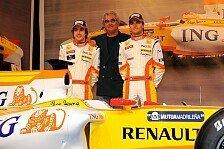 Formel 1 - Renault R29 Reveal, Paris