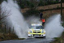 WRC - Anders, kaputt und zittrig: Burkart gewinnt ersten JWRC-Lauf