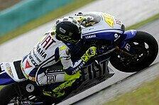 MotoGP - Stoner ist mein gr��ter Rivale: Rossi rechnet mit Stoner im Titelkampf