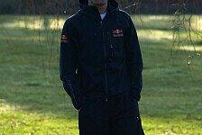 Formel 1 - Mark Webber Reha