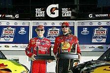 NASCAR - Truex und Martin in Startreihe eins: Daytona 500: Truex steht auf der Pole