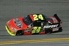 NASCAR - Daytona: Die Startaufstellung steht fest: Duels: Siege f�r Jeff Gordon und Kyle Busch