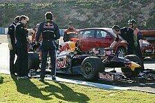 Formel 1 - Jerez, 10.-13. Februar