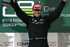 GP2 Asien - Kein Funk aber viel Licht: H�lkenberg feiert seinen ersten Sieg