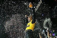 NASCAR - Tr�nen, Trag�dien und der Wettergott: Matt Kenseth gewinnt das Daytona 500