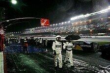 NASCAR - Zum vierten Mal f�llt ein Qualifying ins Wasser: Erneute Regen-Pole f�r Tony Stewart
