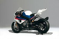 Superbike - Bilder: BMW pr�sentiert SBK-Bike-Design