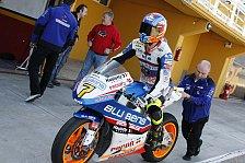 Moto2 - Rivas und Odendaal verletzt