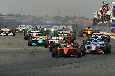 A1GP - Saisonfinale in Mexiko City