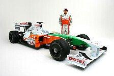 Formel 1 - Force India VJM02 Launch