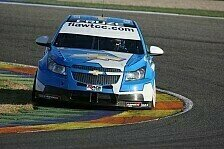 WTCC - Menu vor Huff: Doppel-Pole f�r Chevrolet in Brands Hatch