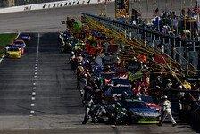 NASCAR - Kevin Harvick ist sehr optimistisch: Vorschau: Kobalt Tools 500