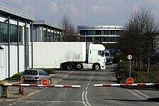 Formel 1 - eBay ruft: USF1-Trucks gepf�ndet