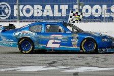 NASCAR - Gelbphase sorgte f�r Vorentscheidung : Kurt Busch war nicht zu schlagen