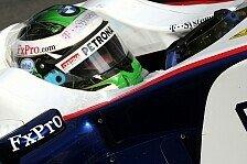 Formel 1 - Der letzte Schritt ist immer der Schwerste: Heidfeld will Favoritenrolle nicht best�tigen