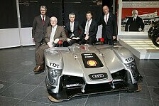 USCC - Erste Bewährungsprobe für Audi R15 TDI