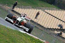 Formel 1 - Chance nutzen: Force India visiert in Melbourne Q2 an