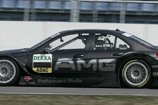 DTM - Erster Test: Video - Senna testet f�r Mercedes