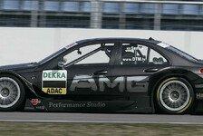DTM - DTM-Test mit Mercedes hat mir viel gebracht