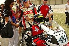 Moto2 - Noch nicht ganz bei 100 Prozent: Rolfo nach Verletzung wieder gut dabei