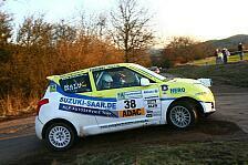 ADAC Rallye Masters - ADAC Saar-Pfalz Rallye