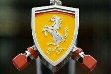 Formel 1 - R�ckzugsdrohung: Ferrari droht mit F1-Ausstieg