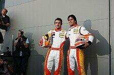 Formel 1 - Er ist so ein guter Fahrer: Alonso f�r Piquet Jr. WM-Favorit