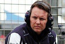 Formel 1 - Es gibt noch eine Menge Arbeit: �berholman�ver: Sam Michael sieht Handlungsbedarf