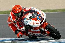 Moto3 - Stefan Bradl sprachlos: Fr�hes Aus f�r Bradl in Donington