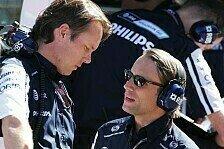 Formel 1 - Ich war immer der B�se: Parr wollte R�ikk�nen zu Williams holen