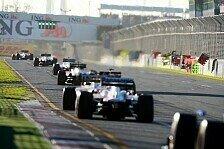 Formel 1 - Am Rande des Ertr�glichen: Internationaler Rennkalender birgt Vorteile