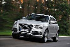 Auto - Hohe Verkaufszahlen: Audi: Rund 39 Prozent Absatzplus im Januar