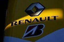 Formel 1 - Ben Sulayem zerlegt R28: Unfall bei Renault Roadshow