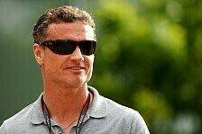 Formel 1 - F�r einen guten Zweck: Fan-Service - Coulthard sucht Beifahrer