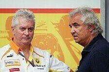 Formel 1 - Sch�tzenhilfe: Berufung: Symonds unterst�tzt Briatore