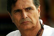 Formel 1 - Zu Ehren des Brasilianers: Piquet schwenkt Zielflagge in Brasilien