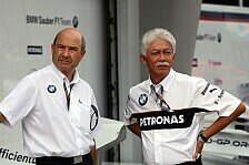 Formel 1 - Keine R�ckkehr als Teamchef: Peter Sauber will Hinwill helfen