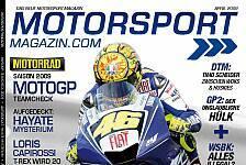MotoGP - Alles zum Saisonstart: Die MotoGP im neuen Motorsport-Magazin