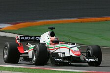 A1GP - Lotterer in den Top-Ten: Liuzzi & Doornbos auf Pole