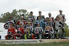 MotoGP - So sind die Teams 2010 schon best�tigt: MotoGP-Teams 2010
