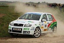 ADAC Rallye Masters - Das wird sehr schwer werden: Respekt vor den Gegnern