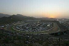 NASCAR - Der Dreikampf der Hendrick-Fahrer geht weiter: Vorschau: Checker O'Reilly Auto Parts 500