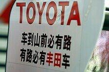 Formel 1 - Pressekonferenz anberaumt: Toyota: F1-Ausstieg am Mittwoch