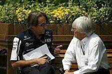Formel 1 - Barrichello als Vorbild: Parr: F1 muss mehr auf Social Media setzen